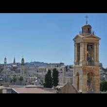 Rooftops in Bethlehem