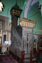 Moslem Pulpit (Minbar)
