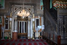 Mihrab of the Tomb of the Patriarchs