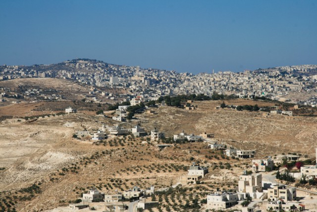 View to Bethlehem