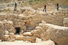 Lower Excavation