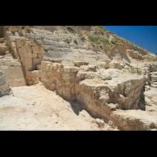Upper Excavations