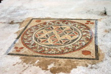 Bathhouse Mosaic  1