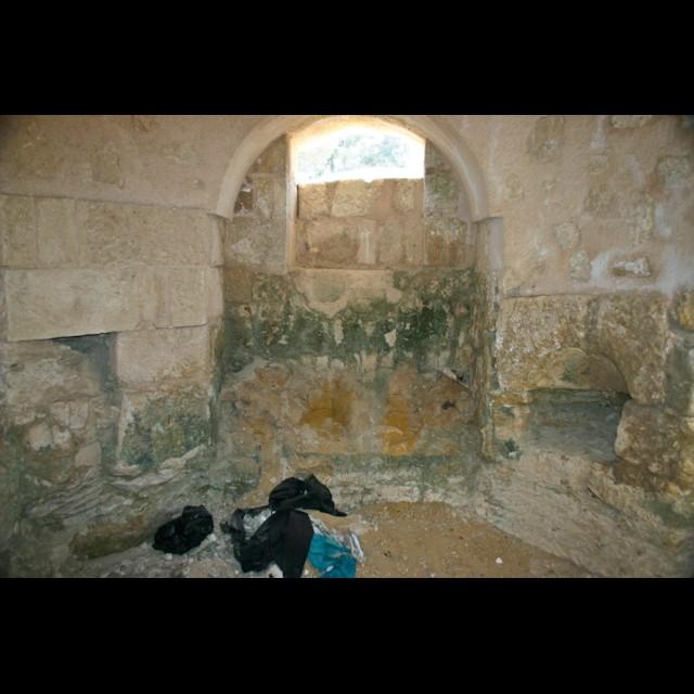 Bathhouse Interior 2