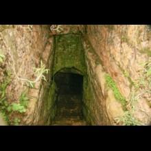 Descent into Biyar Aqueduct