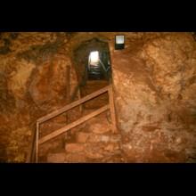 Steps Into the Biyar Aqueduct