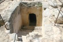 Ritual Bath Entrance