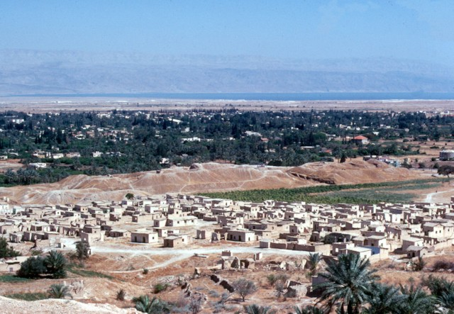 View of Jericho