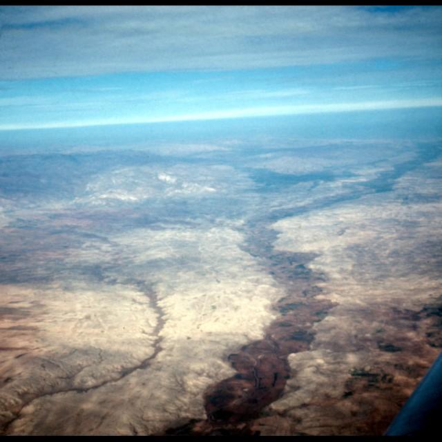 Jordan River Aerial View
