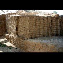 MB II Gate – Mud Brick