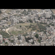 Shechem from Above