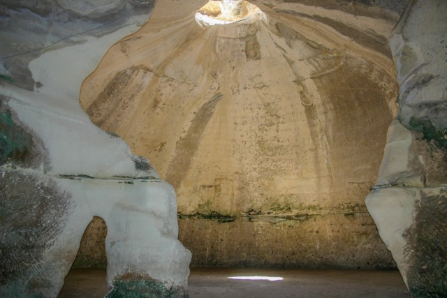 Bell Shaped Caves