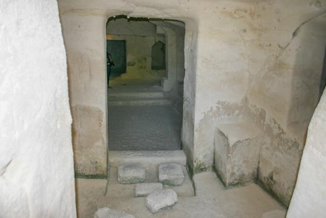 Tomb II Interior