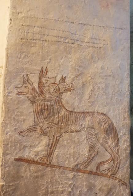 Tomb I Cerberus