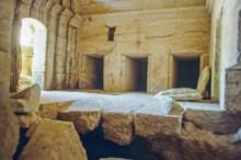 Interior of Tomb