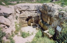 Tomb and Courtyard 2