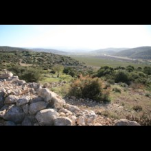 View to V. of Elah