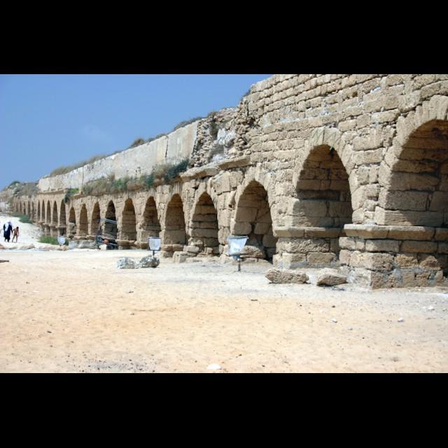 High Level Aqueduct Exterior