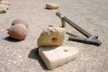 Stone Anchors