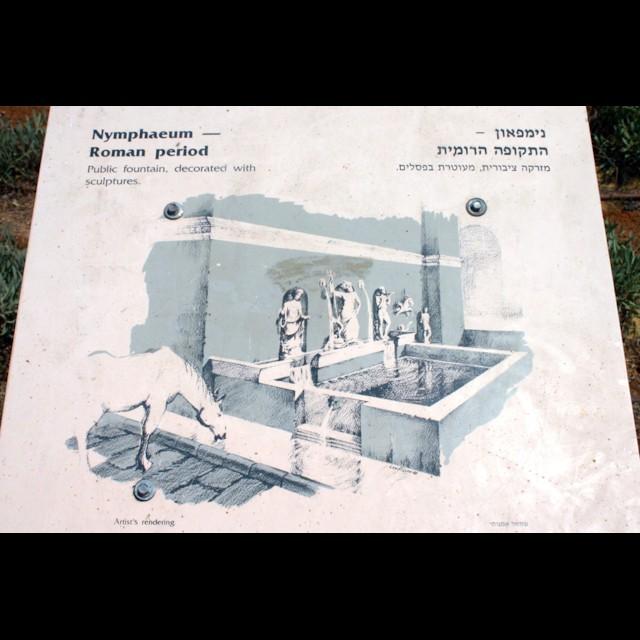 Nymphaeum Diagram