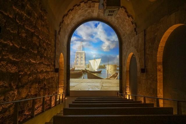 Caesarea Museum Theater