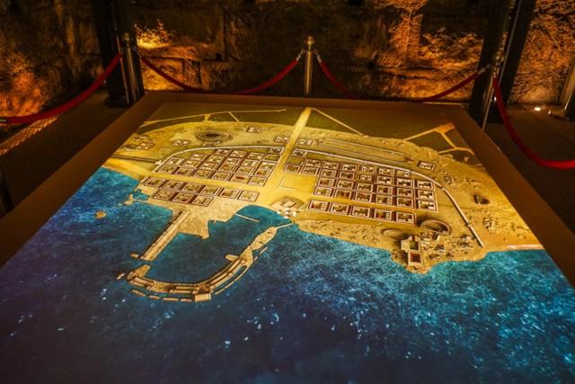 Caesarea Museum City Plan