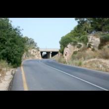 Cut Through Kurkar