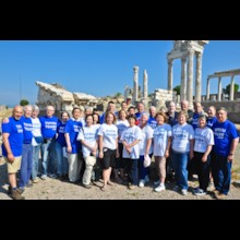 2013 Group At Pergamum