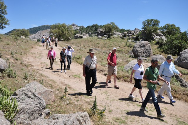 A Short Hike to the Quarry