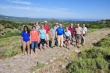 On the Roman Road Near Assos