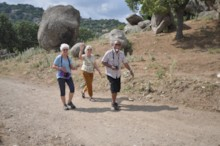 Hiking to the Column Quarry near Troas