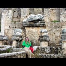 Missy and her Nymphaeum