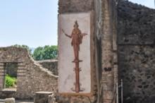 Priestess on a Candelabrum