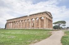 Temple of Hera Exterior