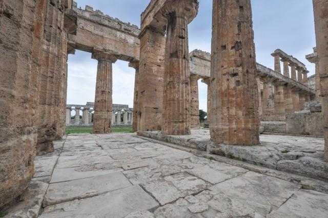 Temple of Hera Front