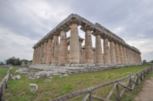 First Temple of Hera Exterior 2
