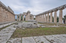 First Temple of Hera Interior