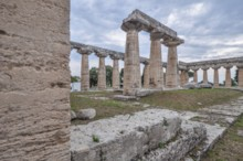 First Temple of Hera Interior Dividers