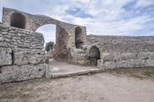 Amphitheater Entrance