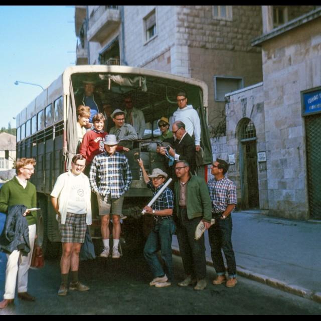 1967 Field Trip With Anson Rainey