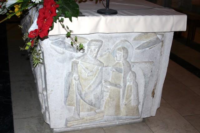 Anne, Joachim & Mary