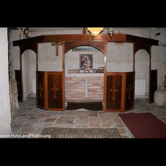 Grotto Altar