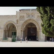 El-Aqsa Mosque (Entrance)