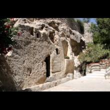 Garden Tomb Exterior