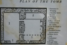 Plan of Tomb