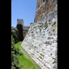Jaffa Gate Moat