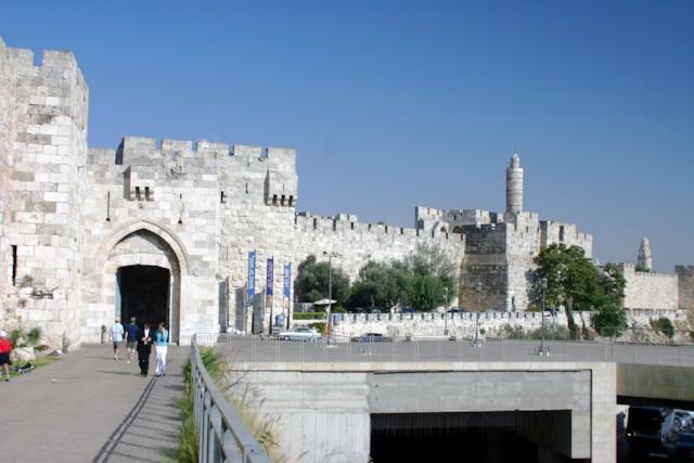 Jaffa Gate Exterior (1)
