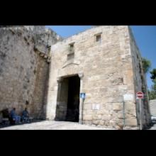 Zion Gate (Interior)