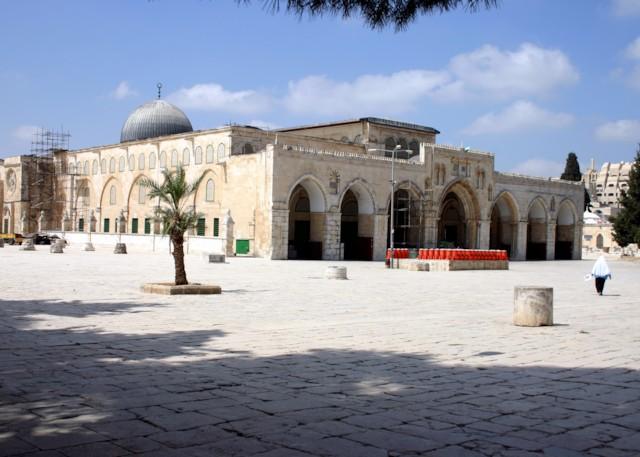 el-Aqsa Mosque 1