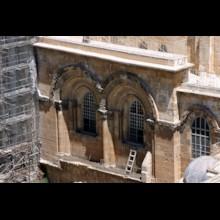 Windows Above Entrance